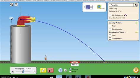 Partner Practice: Projectile Motion | Physics Quiz - Quizizz