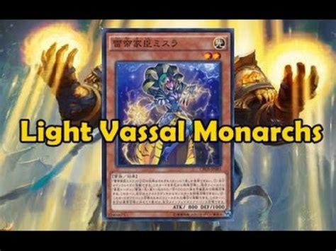 mega monarchs deck january 2015 duels decklist y