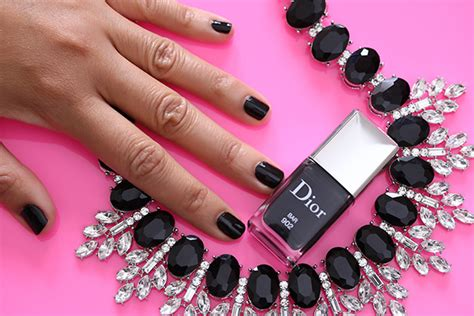 Dior Fall 2014 Vernis Nail Lacquer In Bar