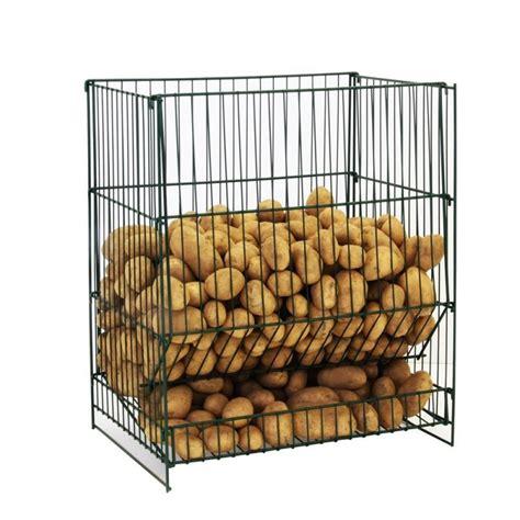 rangement pomme de terre cuisine réserve à pommes de terre