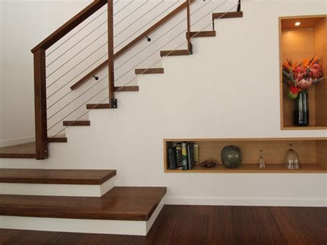model home interior design modern home stairs with minimalist design 4 home ideas