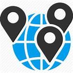 Icon Location Icons Geo Ip Network International