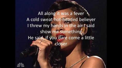 Stay Rihanna Search: Rihanna-Stay (Lyrics)