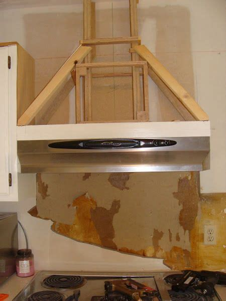 How to get a custom look wood range hood cover for a