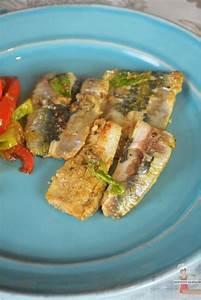 Filet De Sardine : filets de sardines l 39 orientale recette la plancha ~ Nature-et-papiers.com Idées de Décoration