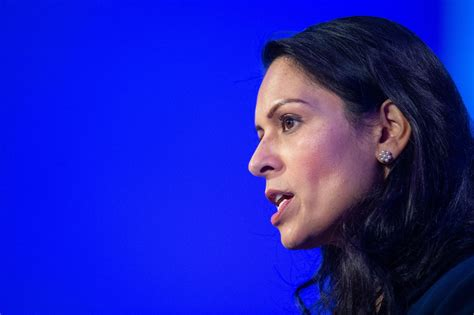 Priti Patel: Boris Johnson defends Home Secretary as ...