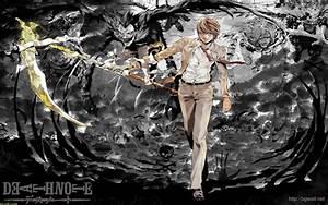 Death Note Wallpaper Manga Art Hd – Background Wallpaper HD