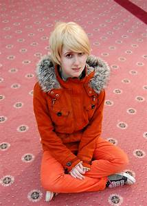 SP: Kenny McCormick by Noxiae on DeviantArt