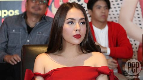 julia montes on gma julia montes dismisses rumored transfer to gma network