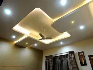 False ceiling hall design