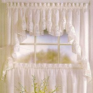 curtain valances for kitchen - Kitchen and Decor