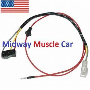 Convertible Power Top Switch Wiring Harness 65 66 67 Chevy