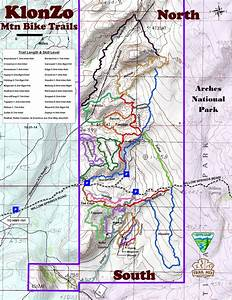 Moab Mountain Biking Trail Guide  U2014 Discover Moab  Utah