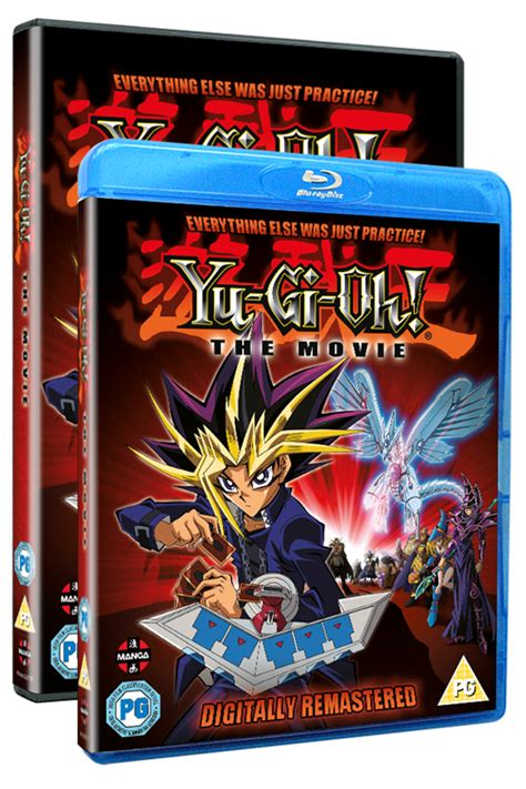 yu gi oh movie dvd season complete collection zexal dimensions ray pack blu dark side anime beyond bonds mangauk double
