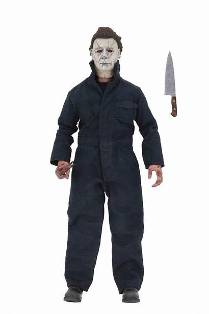 Myers Halloween Figure Clothed Michael Neca Inch
