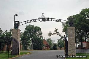 St Mary's High School in St Louis City