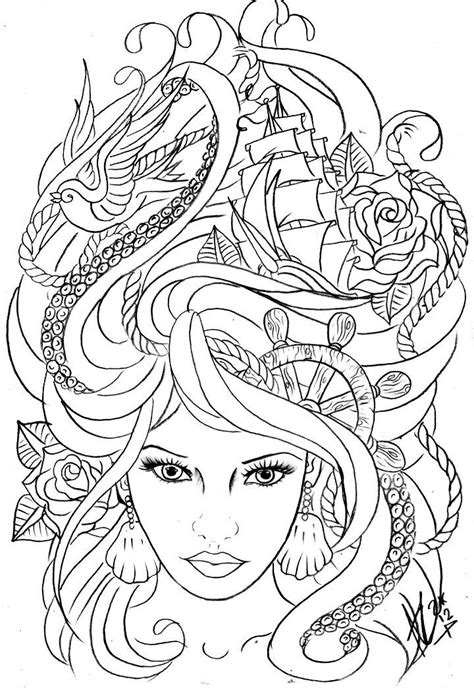 Pin by Elisabeth Quisenberry on Color Her Pretty ♥ | Tattoo drawings, Tattoo sketches, Tattoo