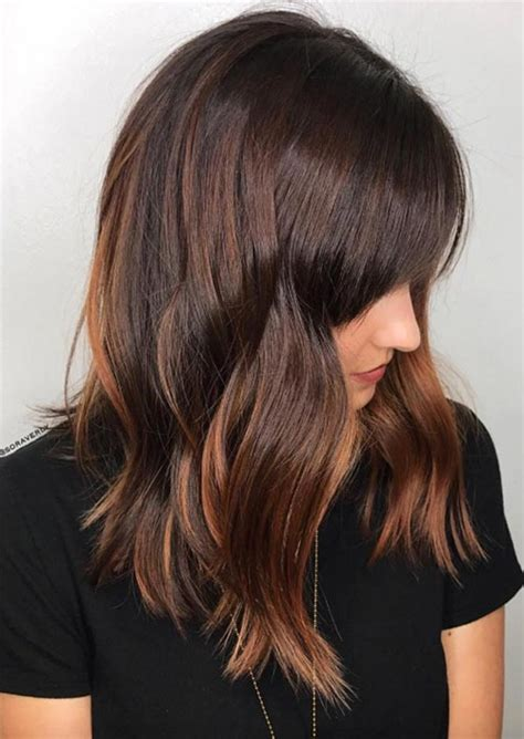 51 medium hairstyles shoulder length haircuts for in 2019 glowsly