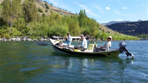 Boulder Drift Boats by History Of The Style Drift Boat