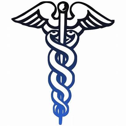 Caduceus Symbol Medical Outline Clip Clipart Health