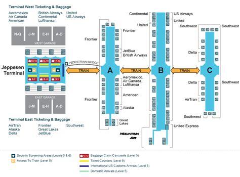omaha airport layout