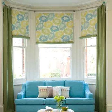 Kitchen Curtain Ideas For Bay Window by Bay Window Curtains Home Decor Bay Window