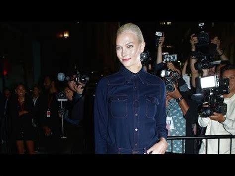 Karlie Kloss Kate Bosworth More Attending Calvin