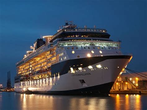 Celebrity cruise ship constellation