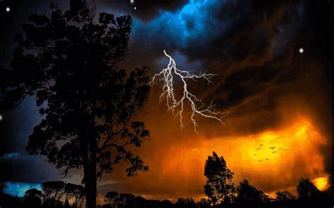 lightning storm  wallpaper gallery