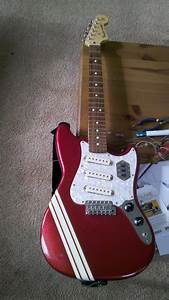 First Post   Fender Cyclone Mod Help