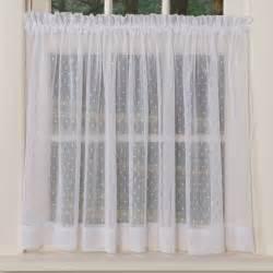 Curtain Valances Living Room Image