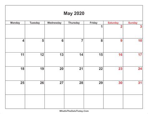 calendar weekend highlight whatisthedatetodaycom