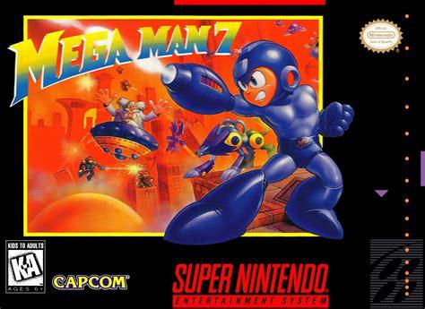 Mega Man 7 Details - LaunchBox Games Database