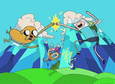 Mondo Gallery Adventure Time Show Images And Recap