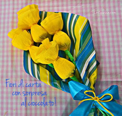 come fare dei fiori di carta tutorial come realizzare dei fiori di carta con sorpresa