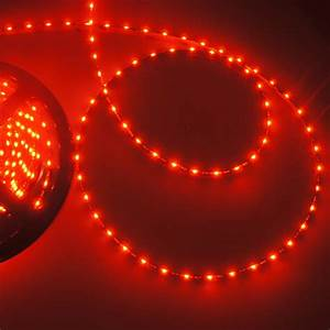 Ruban Led Rouge : ruban led noir 50 cm clairage lat ral rouge et orange ~ Edinachiropracticcenter.com Idées de Décoration
