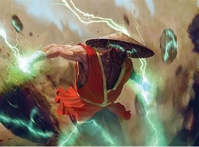 Isawa Tadaka L5r Shugenja Clan Void Thunder