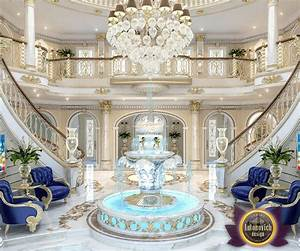 Royal, Living, Room, Interior