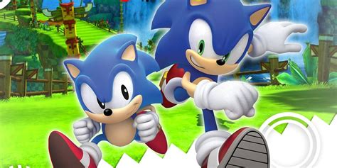 Sega Wants To Produce Better 2d And 3d Sonic Games Moving