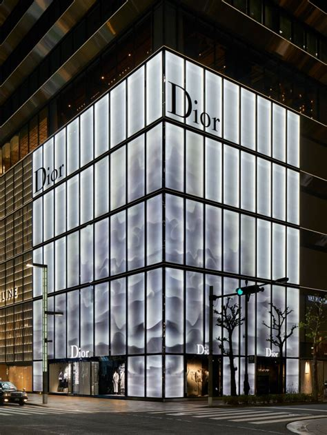 house  dior ginza diormag