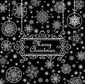 Noel Noir Et Blanc : carte noel noir et blanc id es cadeaux ~ Melissatoandfro.com Idées de Décoration
