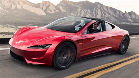 Musk Claims Tesla Roadster SpaceX Will Do 0-60 MPH In 1.1 ...