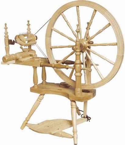 Spinning Wheel Kromski Clear Polonaise Equipment Wheels