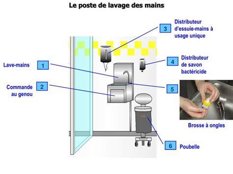 lavage des mains en cuisine collective ppt travaux pratiques powerpoint presentation id 1344664