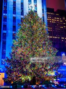 rockefeller center christmas tree stock photos and pictures getty images