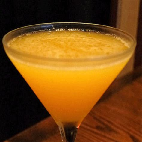 fruity martini recipes passion fruit martini recipe how to make passion fruit martini