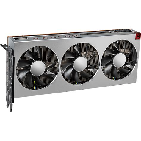 Calculations conducted by amd performance labs as of sep 18, 2020 for the amd instinct™ mi100 (32gb hbm2 pcie® card) accelerator at 1,502 mhz peak boost engine clock resulted in 11.54 tflops peak double precision (fp64), 46.1 tflops peak single precision matrix (fp32), 23.1 tflops peak single precision (fp32), 184.6 tflops peak half. MSI Radeon VII Graphics Card RVII16G B&H Photo Video