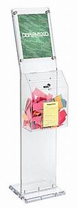 clear charity collection box locking hinged top With floor standing charity collection boxes