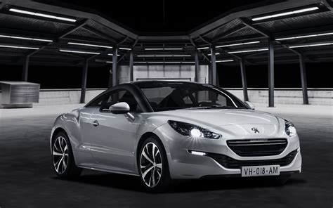 2013 Peugeot Rcz Wallpaper