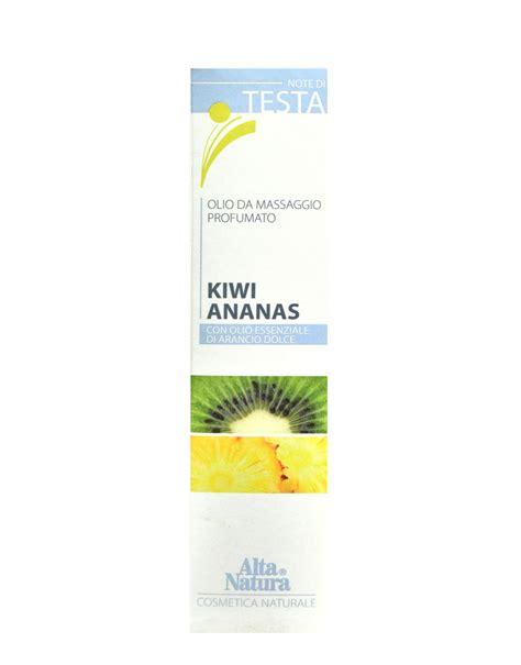 Note Di Testa Note Di Testa Kiwi Pineapple By Alta Natura 150ml